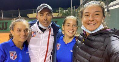 Le ragazze di Serie C della Torres tennis vincono anche a Cagliari