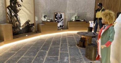 Riapre il museo dedicato a Antoine De Saint-Exupéry di Alghero