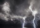 Il meteo di venerdì 16 aprile in Italia