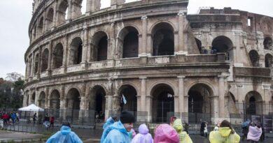 Il meteo di lunedì 5 aprile in Italia